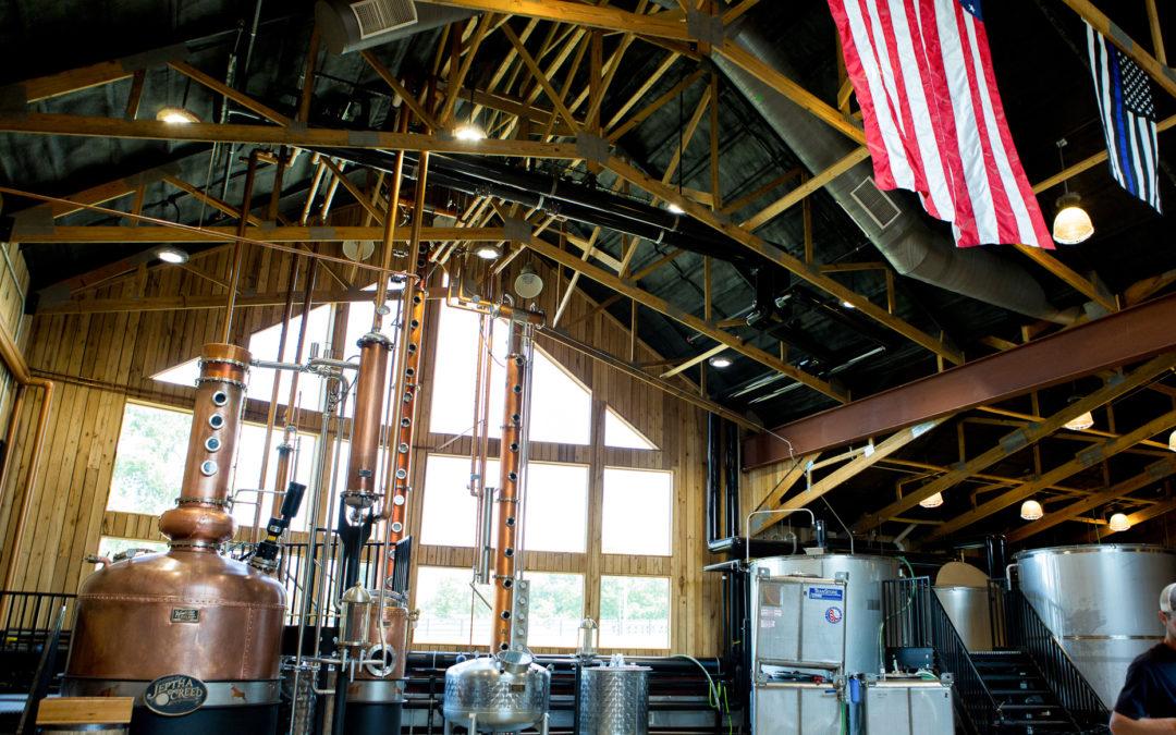 Assistant Distiller, Jeptha Creed