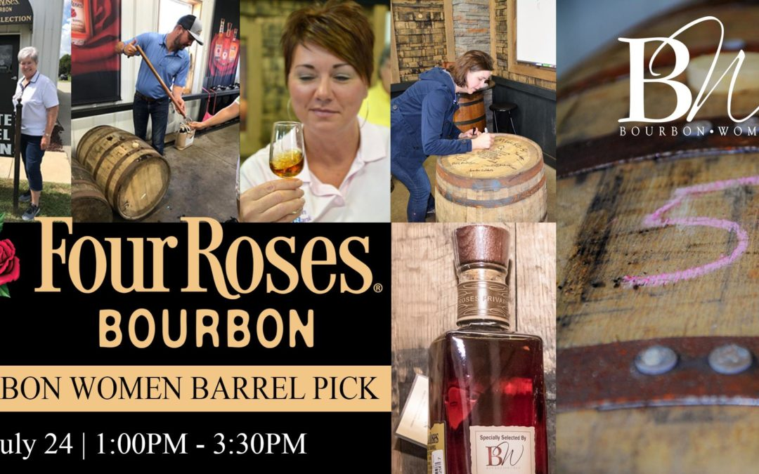 Four Roses Single Barrel Tasting Experience (7/24/2019)