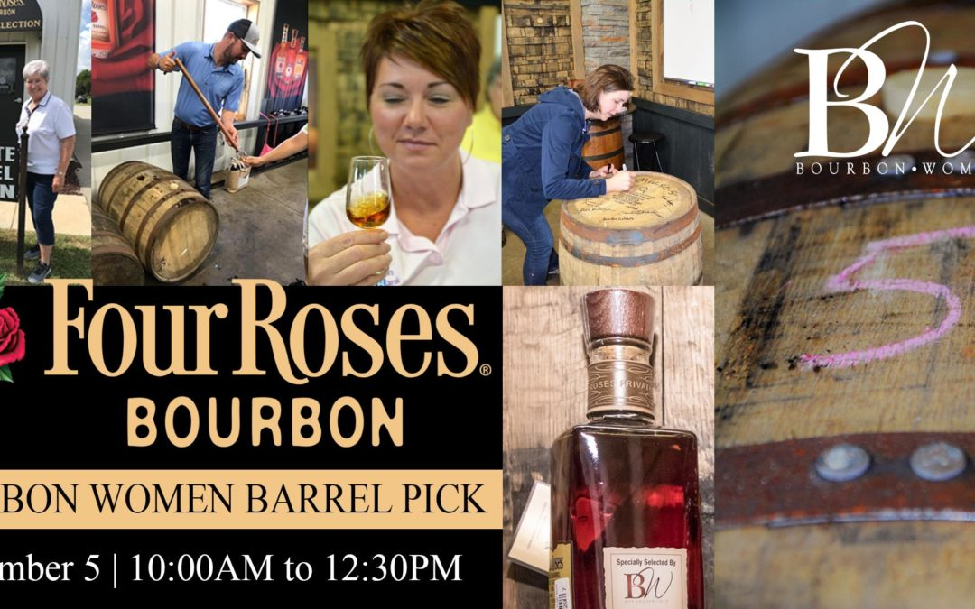 Four Roses Single Barrel Tasting Experience (9/5/2019)
