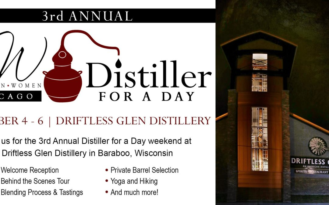 Bourbon Women Chicago – 3rd Annual Distiller for A Day