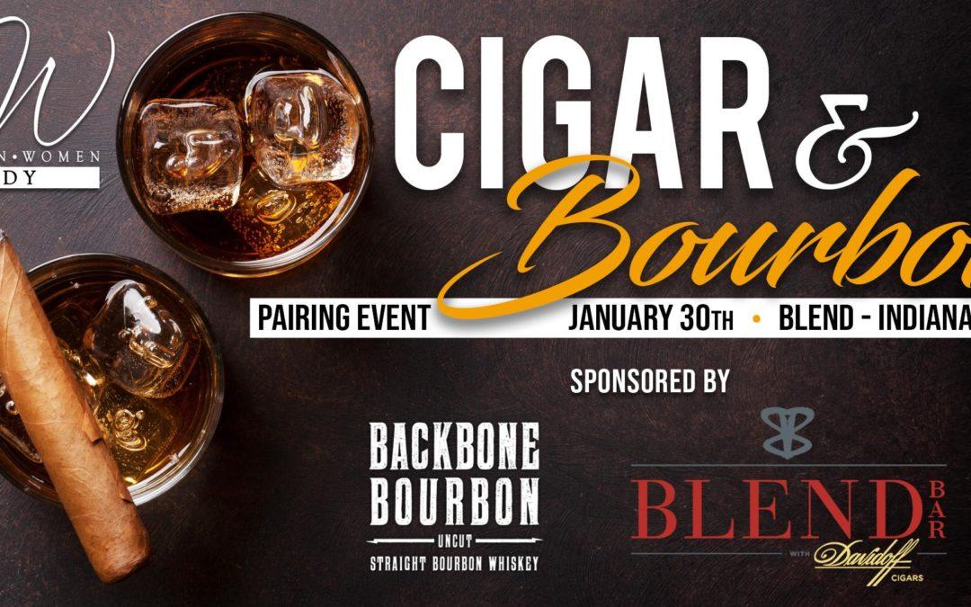 Bourbon Women Indy – Cigar & Bourbon Pairing
