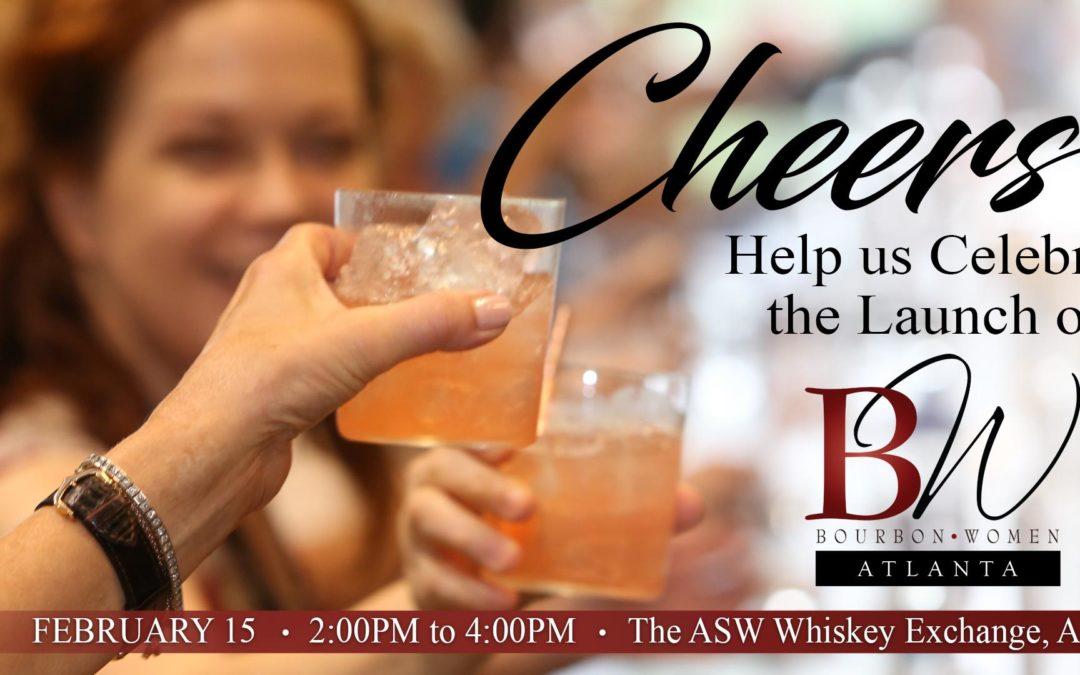 Bourbon Women Atlanta Launch Event
