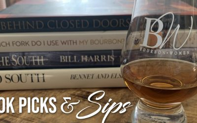 Bourbon Women Book Picks & Sips