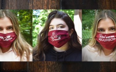 NEW – Bourbon Women Face Masks