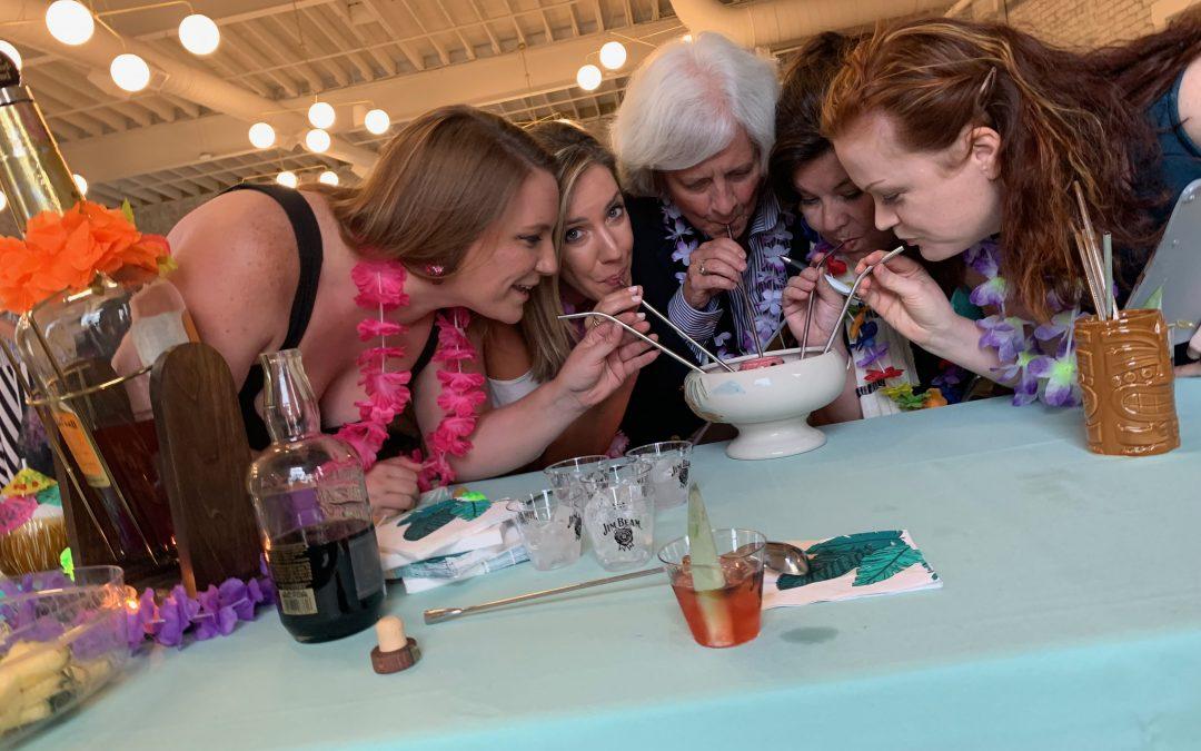 Must Mix Bourbon-Tiki Tipple – The Noe-Tai Required