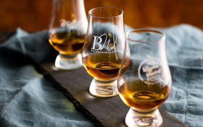 High Spirits Bourbon Flight