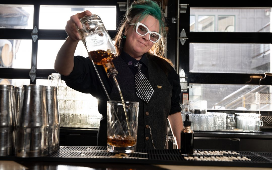 Meet The Makers: Breckenridge Distillery Bar Manager Billie Keithley
