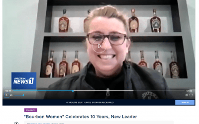 "Spectrum News: ""Bourbon Women"" Celebrates 10 Years, New Leader"