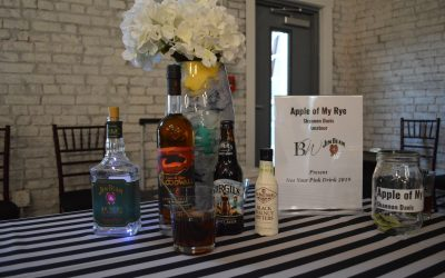 Perfect Summer Rye Cocktail: Apple of My Rye