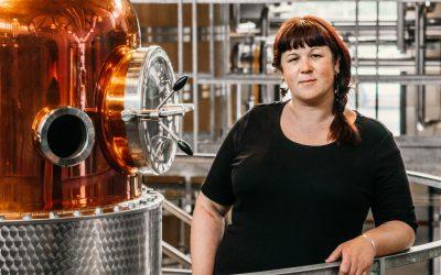 Meet The Makers: Bently Heritage Head Distiller Noya Gilmore