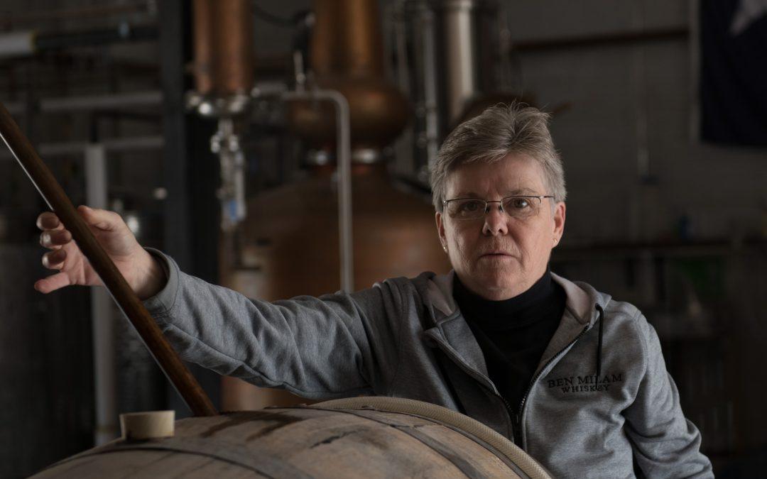Meet The Makers: Milam And Greene Master Distiller Marlene Holmes