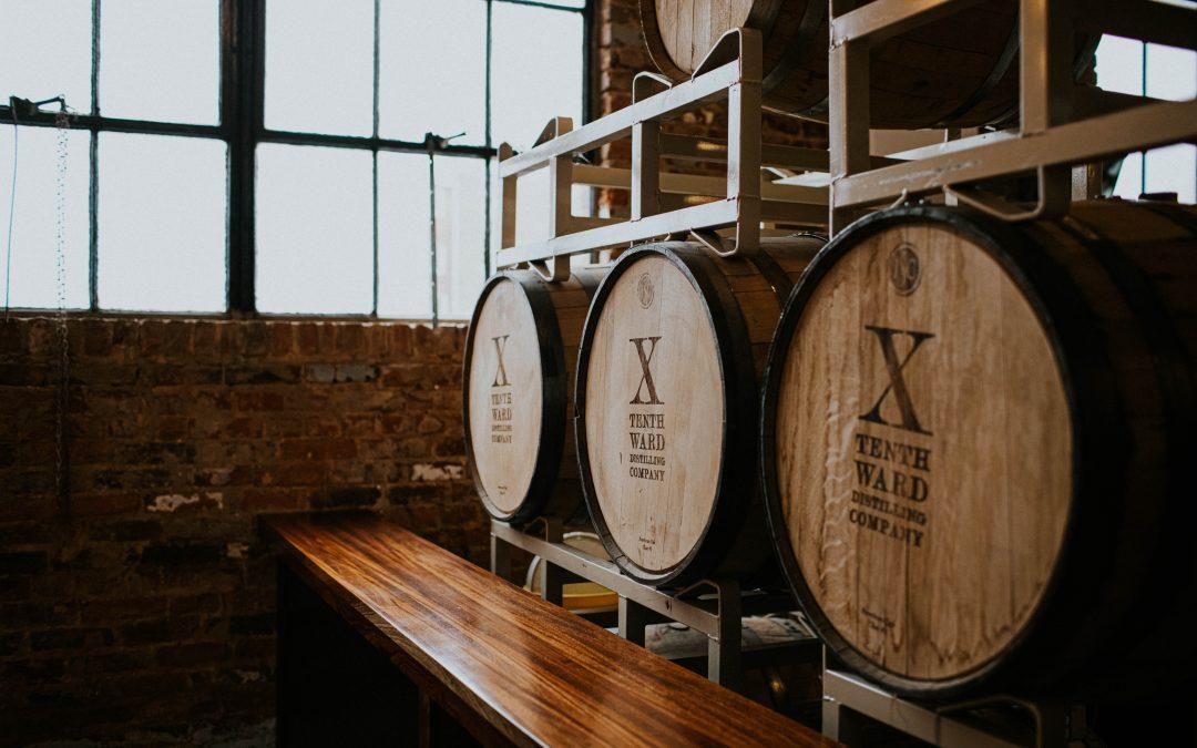 Job: Tenth Ward Distilling Head Distiller