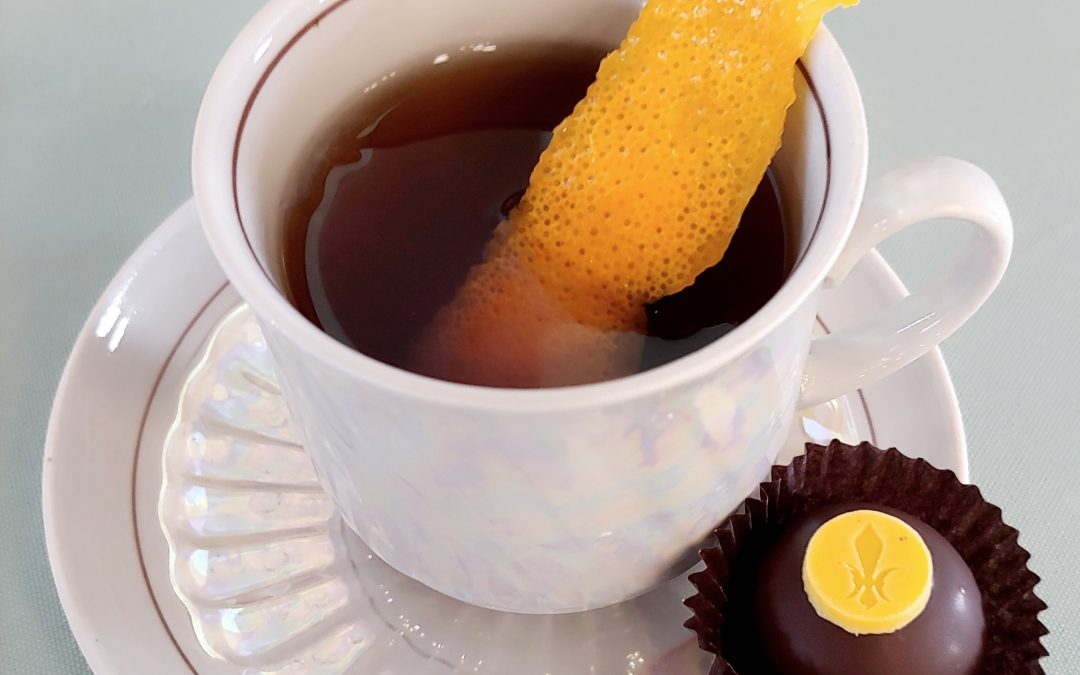Cool Off with this Whiskey in a Tea Cup Cocktail for Summer