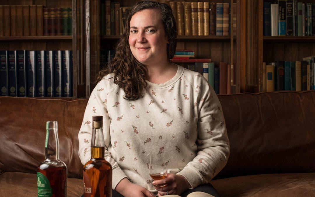 Meet The Makers: Lost Lantern Whiskey Co-Founder Nora Ganley-Roper