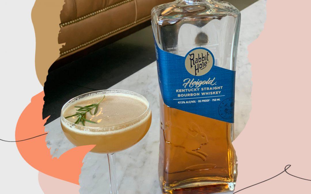 Peppercorn & Rosemary Pineapple Sour