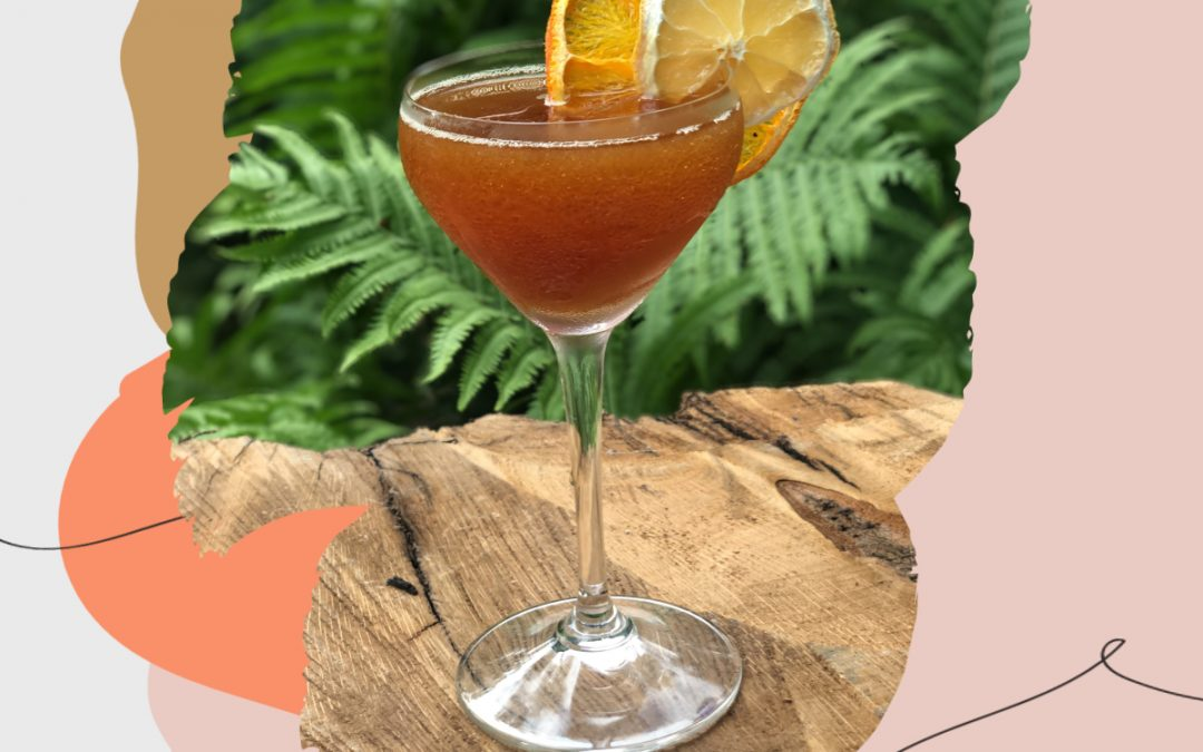 Honorable Mention Cocktails: Under The Kentucky Sun