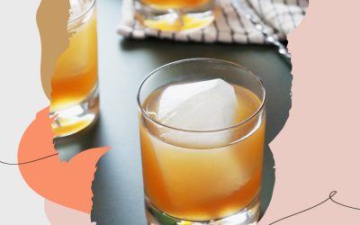 Honorable Mention Cocktails: Brown Sugar Grapefruit Sour