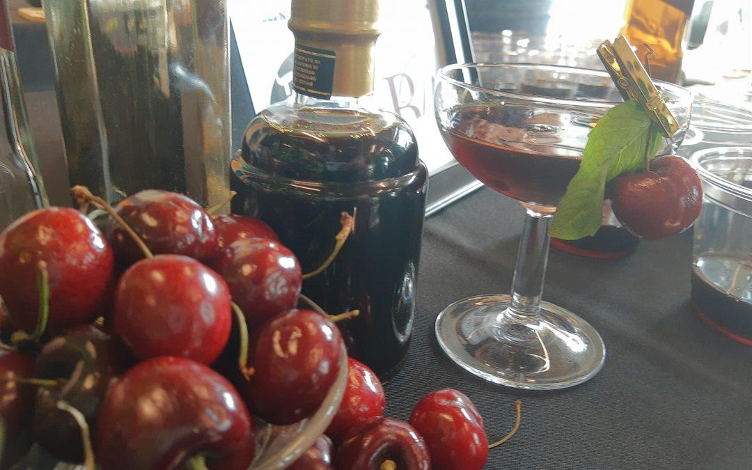 2021 NYPD Finalist Cocktail Recipes: Sherry Cherry Bang Bang