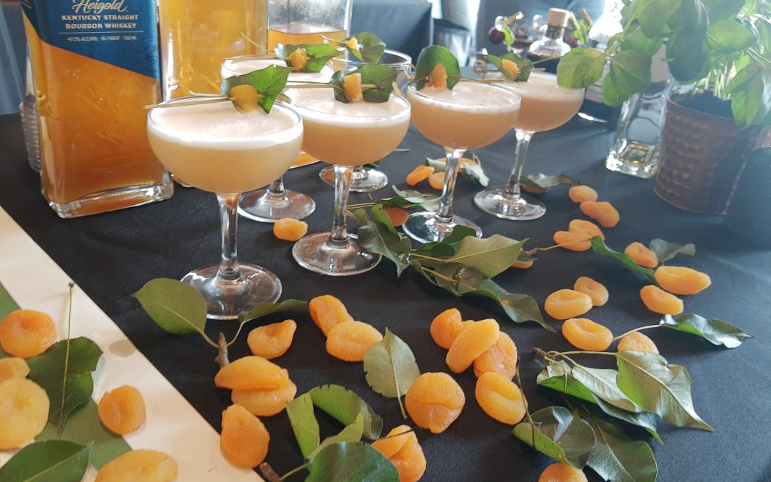 2021 NYPD Finalist Cocktail Recipes: Apricot Sour