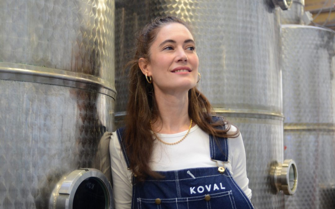 Meet The Makers: Koval Founder Sonat Birnecker Hart