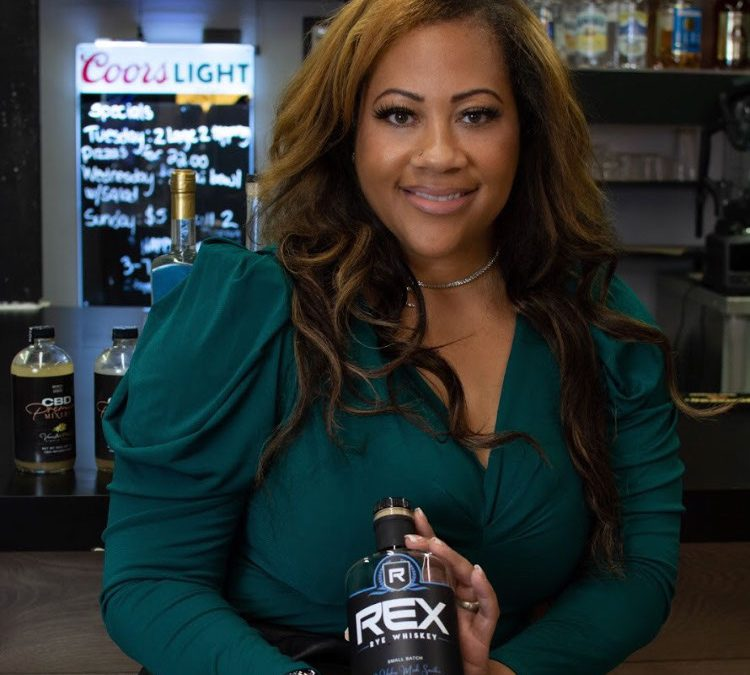 Meet The Makers: Rex Whiskey CEO Chaunci King